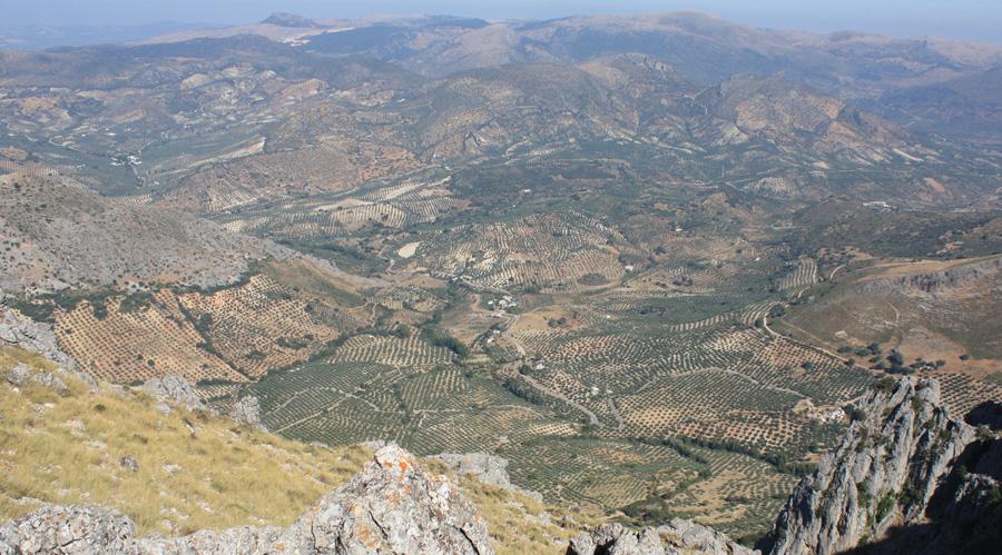 Pico Bermejo - Sierra Subbética
